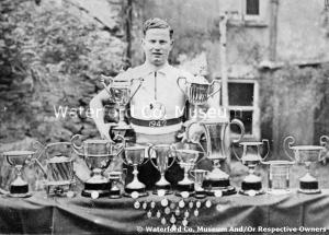 Jimmy J. Foley, Cappoquin, All Ireland Champion Cyclist