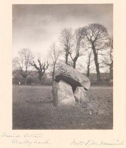 Ballyhack portal tomb
