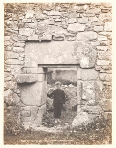 West Door, Killeavy Church, Co. Armagh by Welch R, 1897 © Victoria and Albert Museum, London