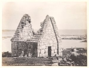 McDara's church, Galway by Welch, R, 1897 © Victoria and Albert Museum, London