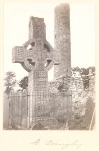 Monasterboice High Cross, Co. Louth by Bingley, G, 1905 © Victoria and Albert Museum, London
