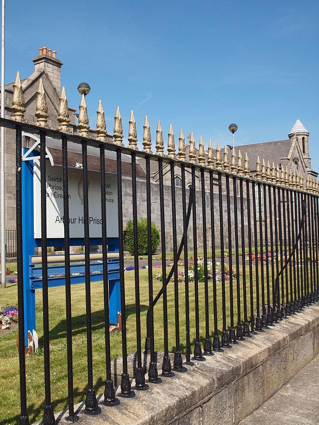 Arbour_Hill_Prison_signage