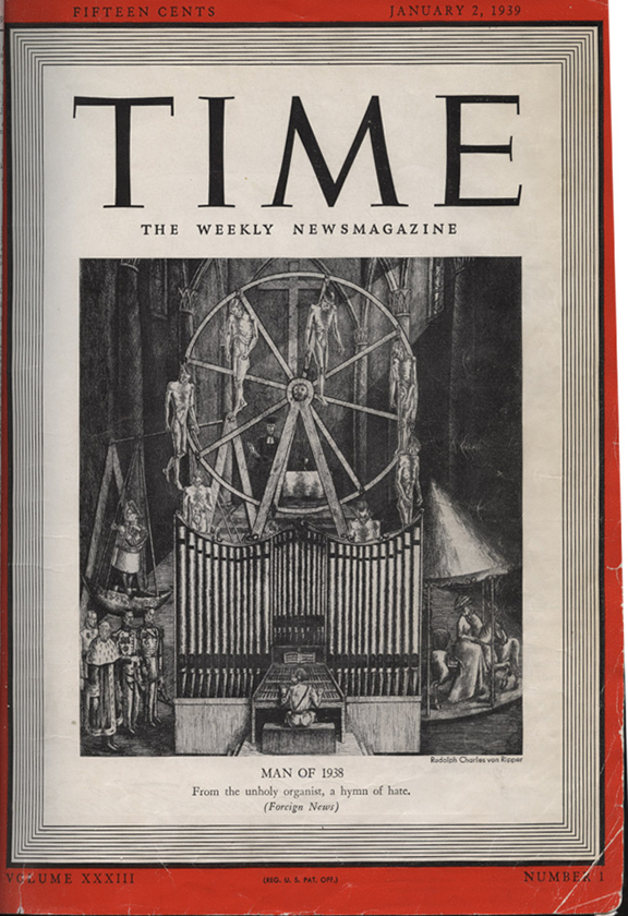 TimeCover1938