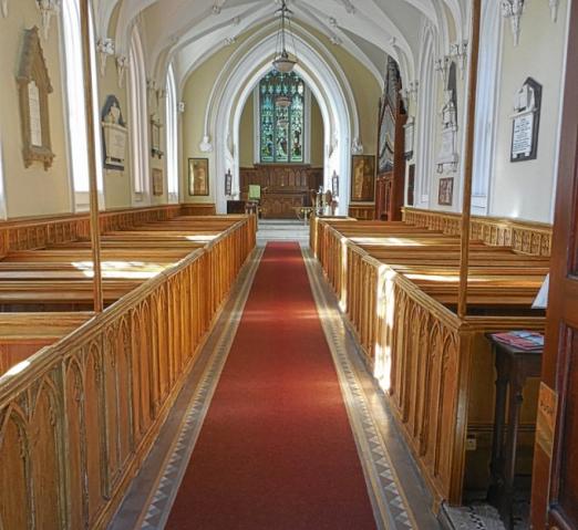 DSCN9819 St Paul's Church Cahir Tipperary sl 8x6